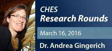 March 2016 Research Rounds