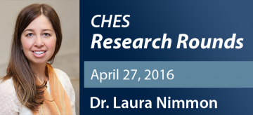 April 2016 Research Rounds
