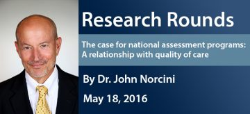 May 2016 Research Rounds