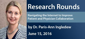June 2016 Research Rounds