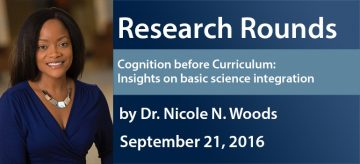 September 2016 Research Rounds