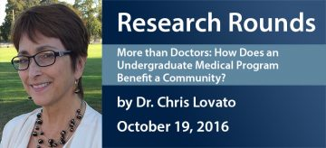 October 2016 Research Rounds