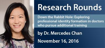 November 2016 Research Rounds