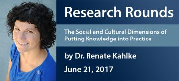 June 2017 Research Rounds