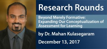 December 2017 Research Rounds