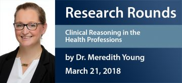 March 2018 Research Rounds